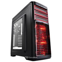 Cases DeepCool Kendomen Red