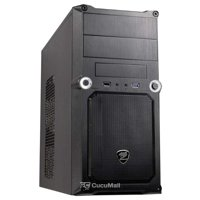 Cases Cougar MG100 Black